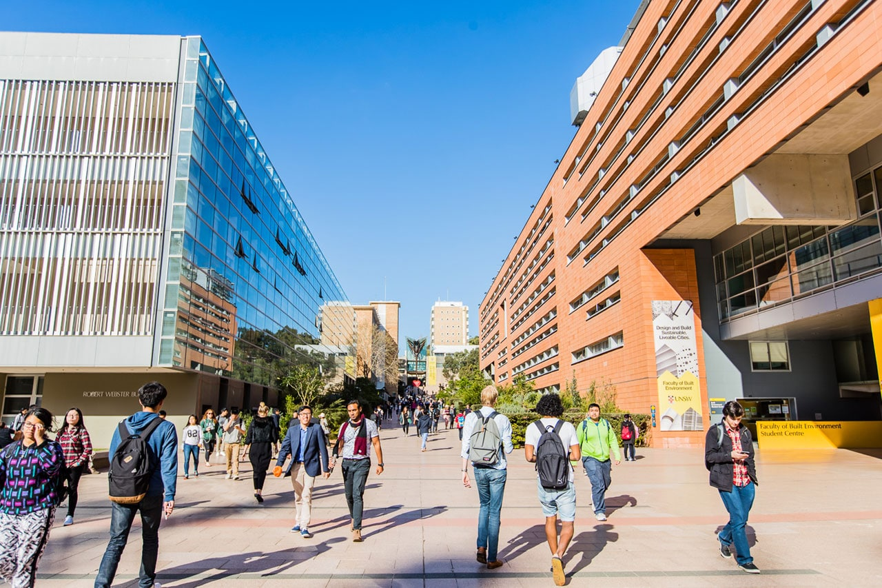university of new south wales sydney unsw