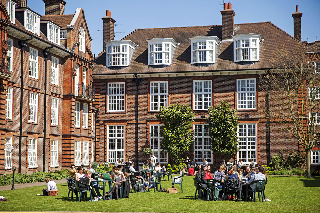 studera engelska london regents