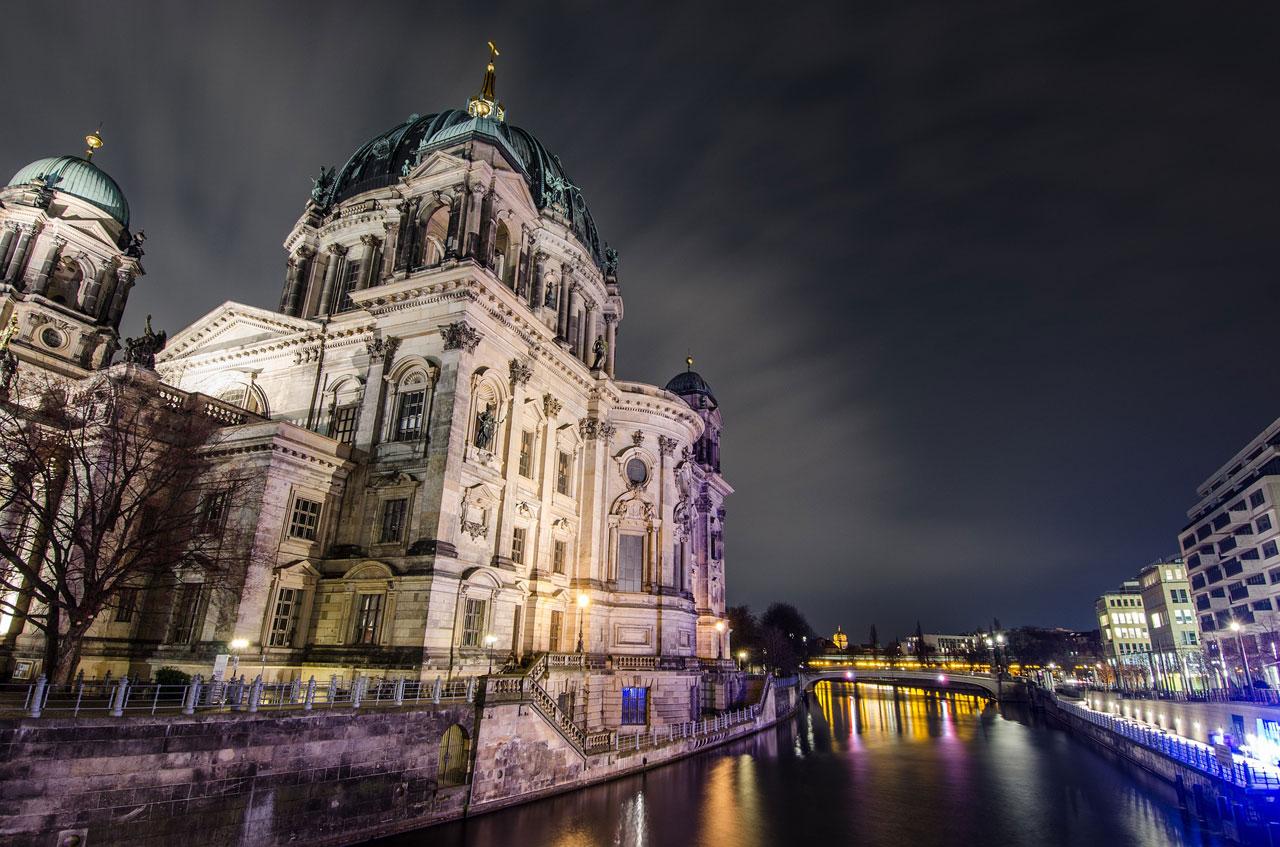 studera tyska berlin tyskland