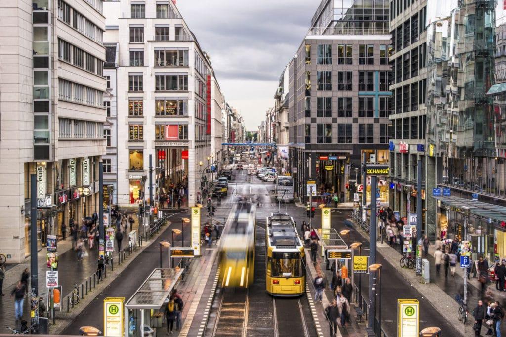 studera tyska i tyskland berlin
