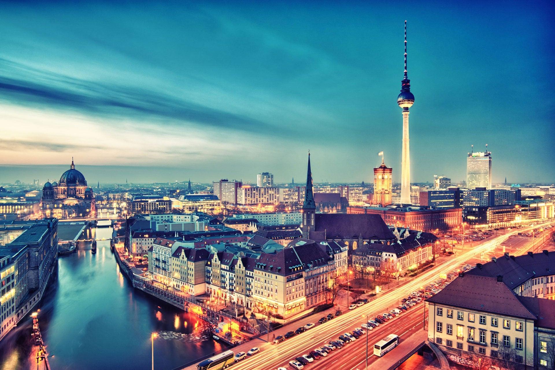 studera tyska berlin