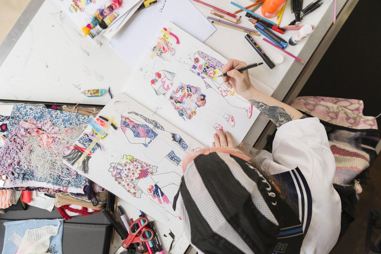 studera fashion mode london college of fashion