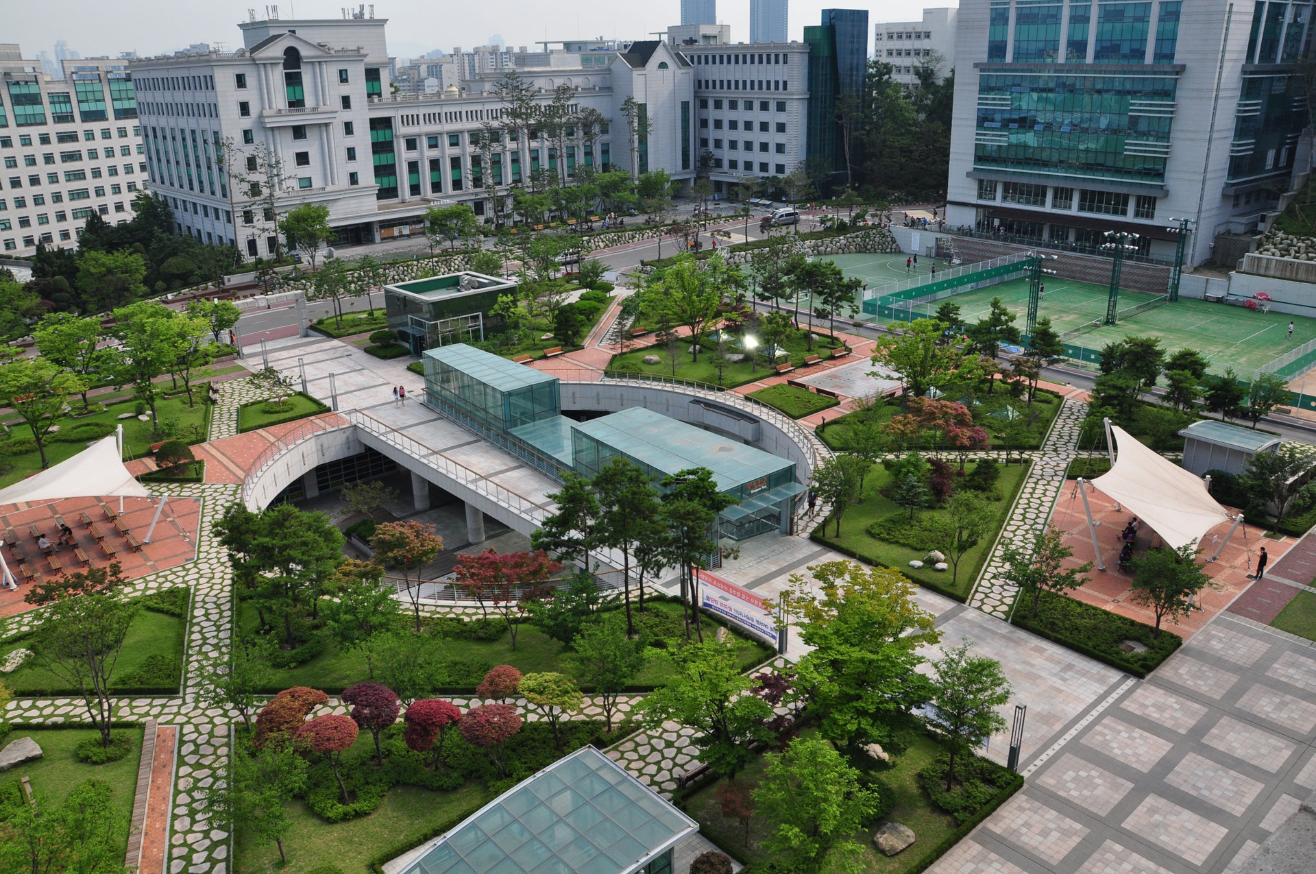 hanyang university studera i korea