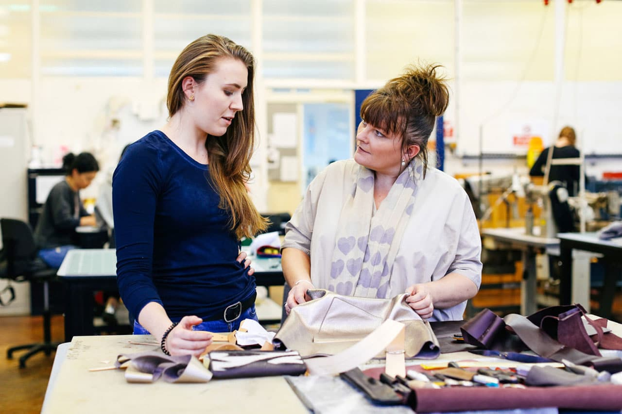 london college of fashion ual