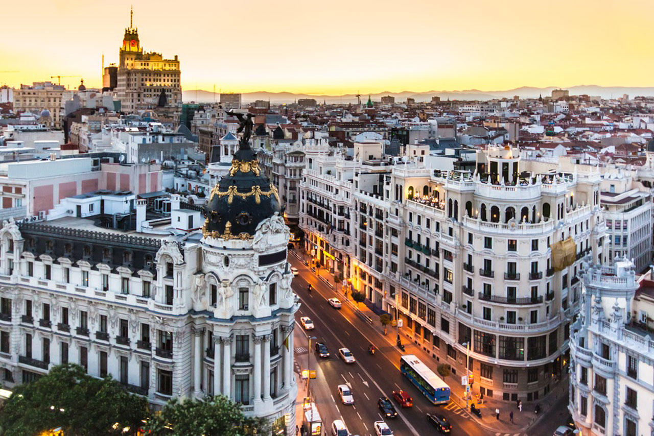studera i spanien madrid