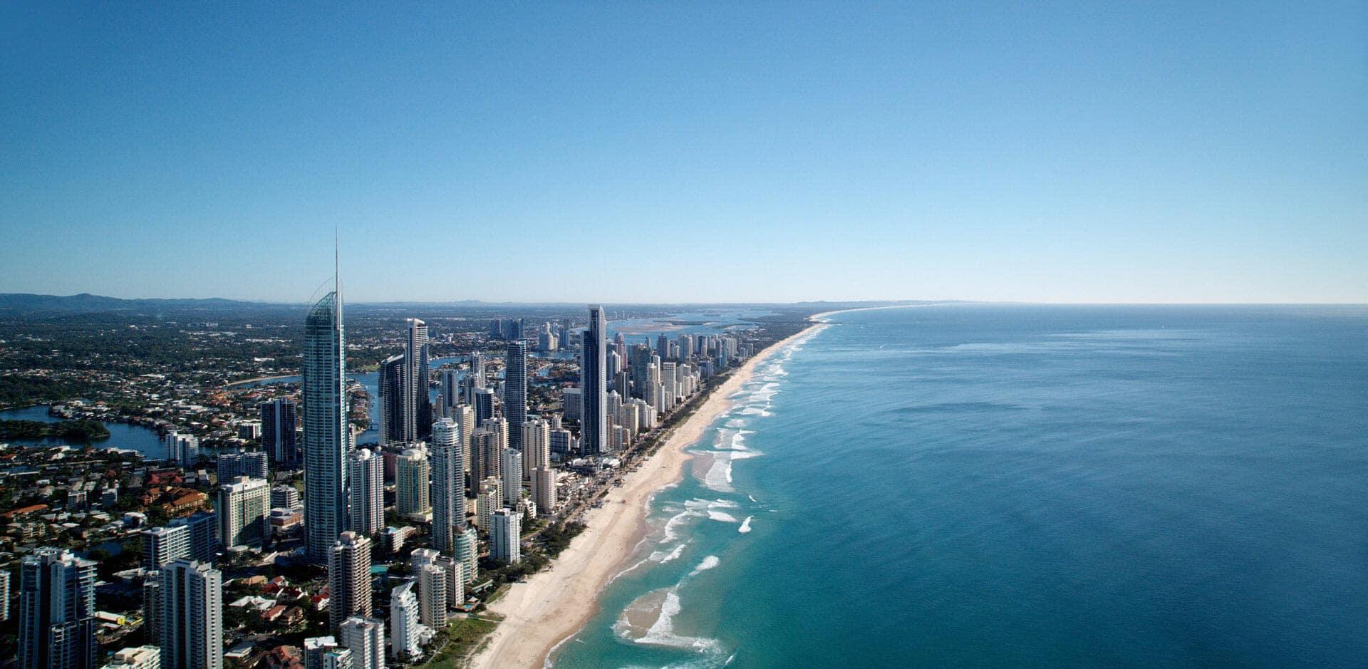 studerea engelska australien brisbane goldcoast