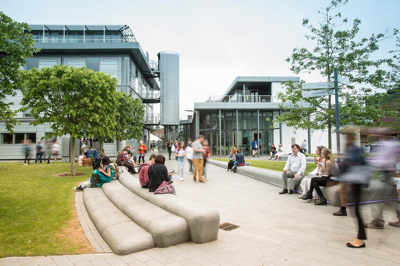 aub arts university bournemouth campus