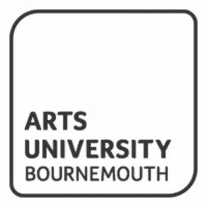 arts university bournemouth aub logo