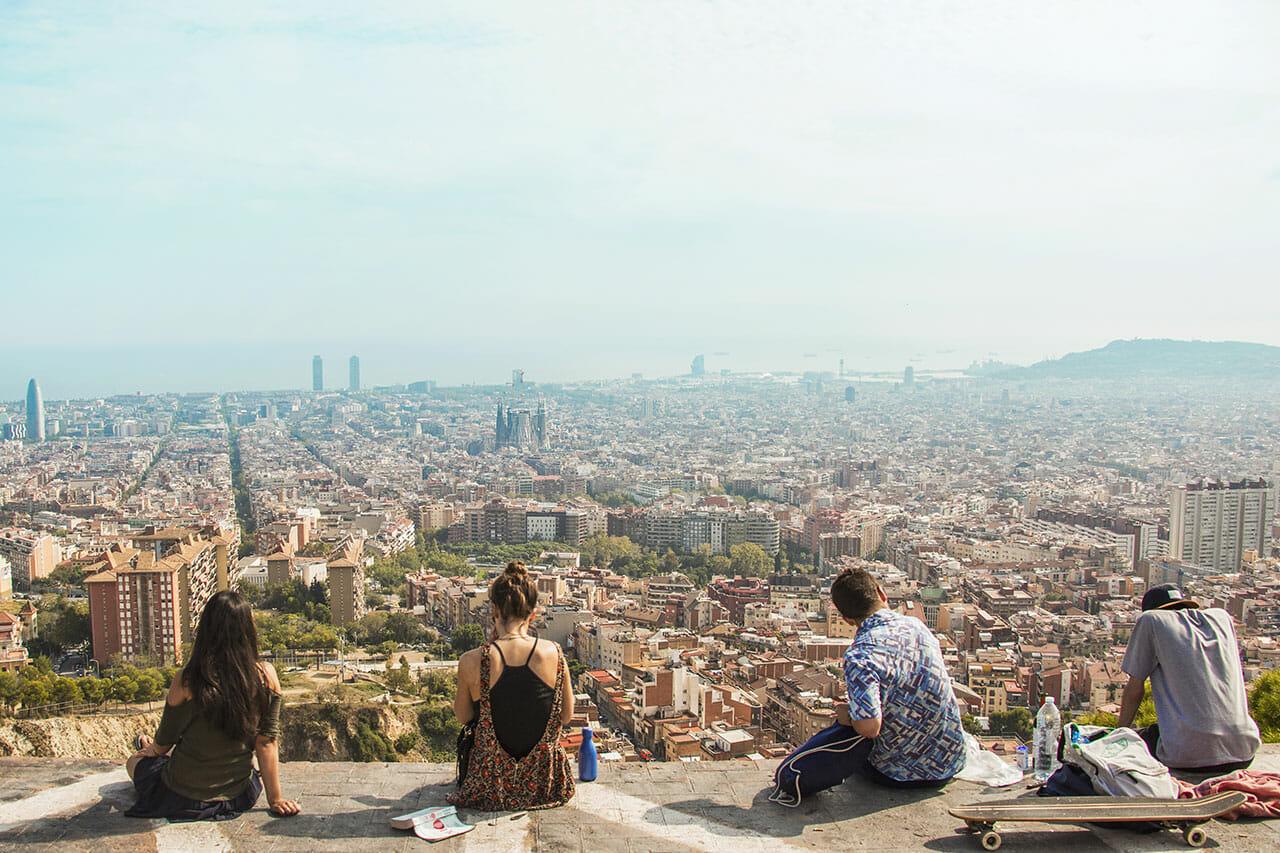 praktisera och jobba i barcelona