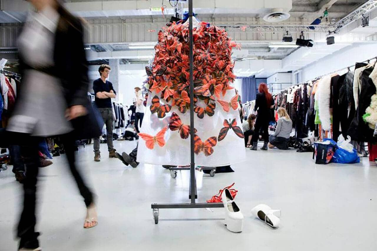 studera fashion berlin