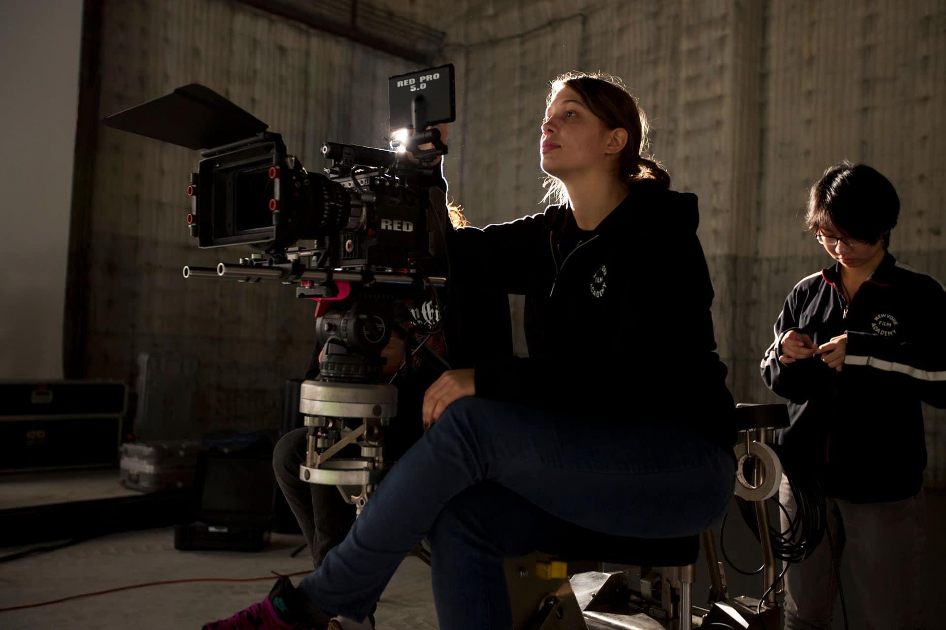 utbildning cinematography