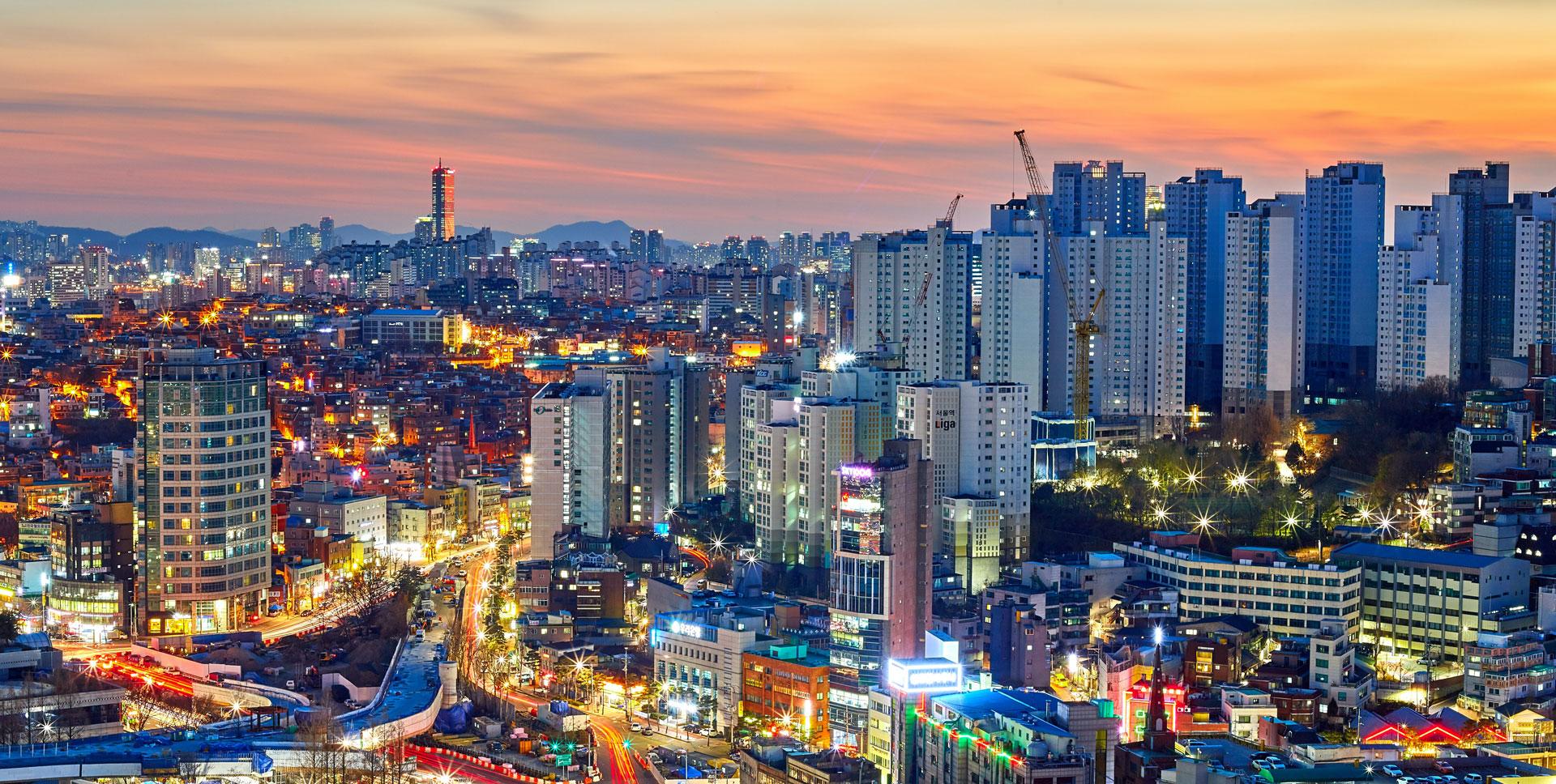 språkkurs koreanska korea