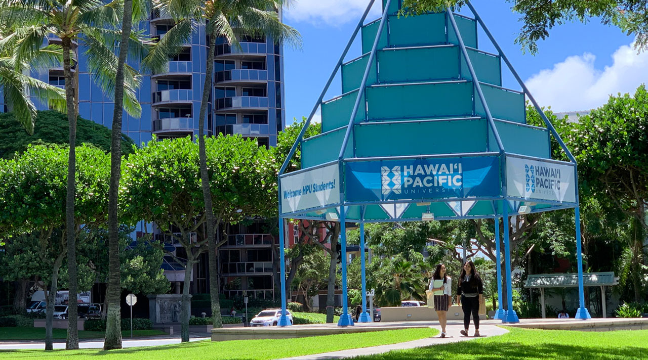 universitet hawaii pacific