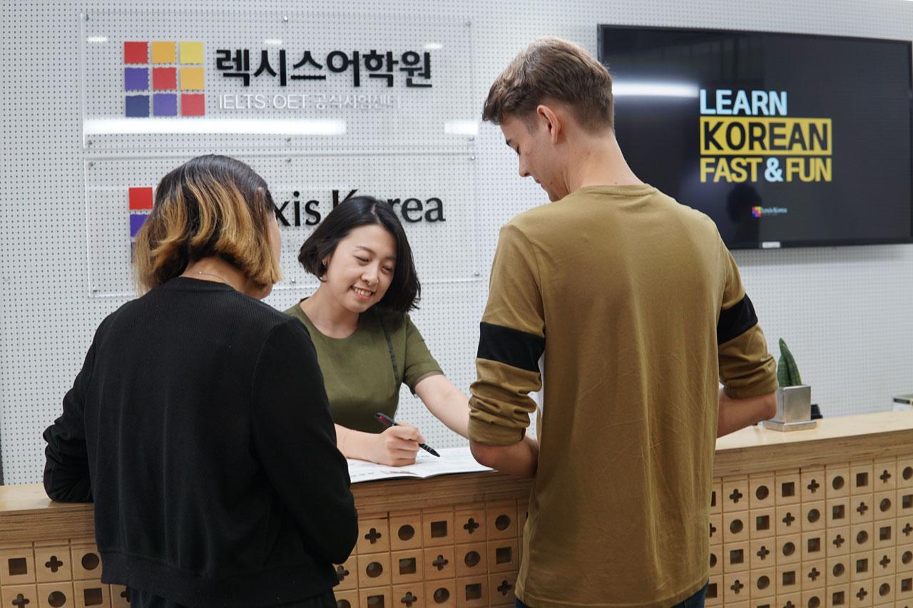 språkkurs koreanska seoul