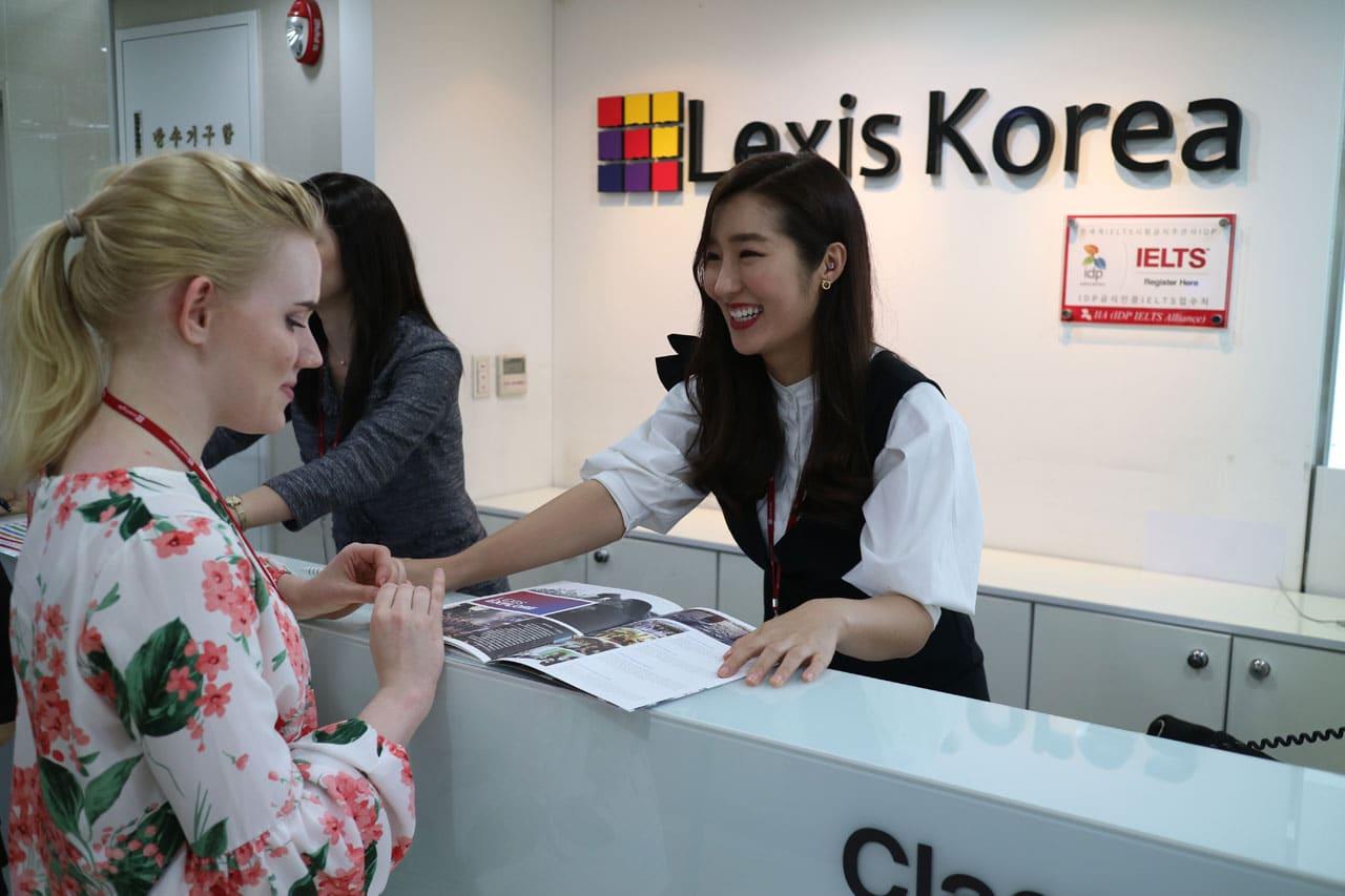 språkkurs koreanska lexis busan