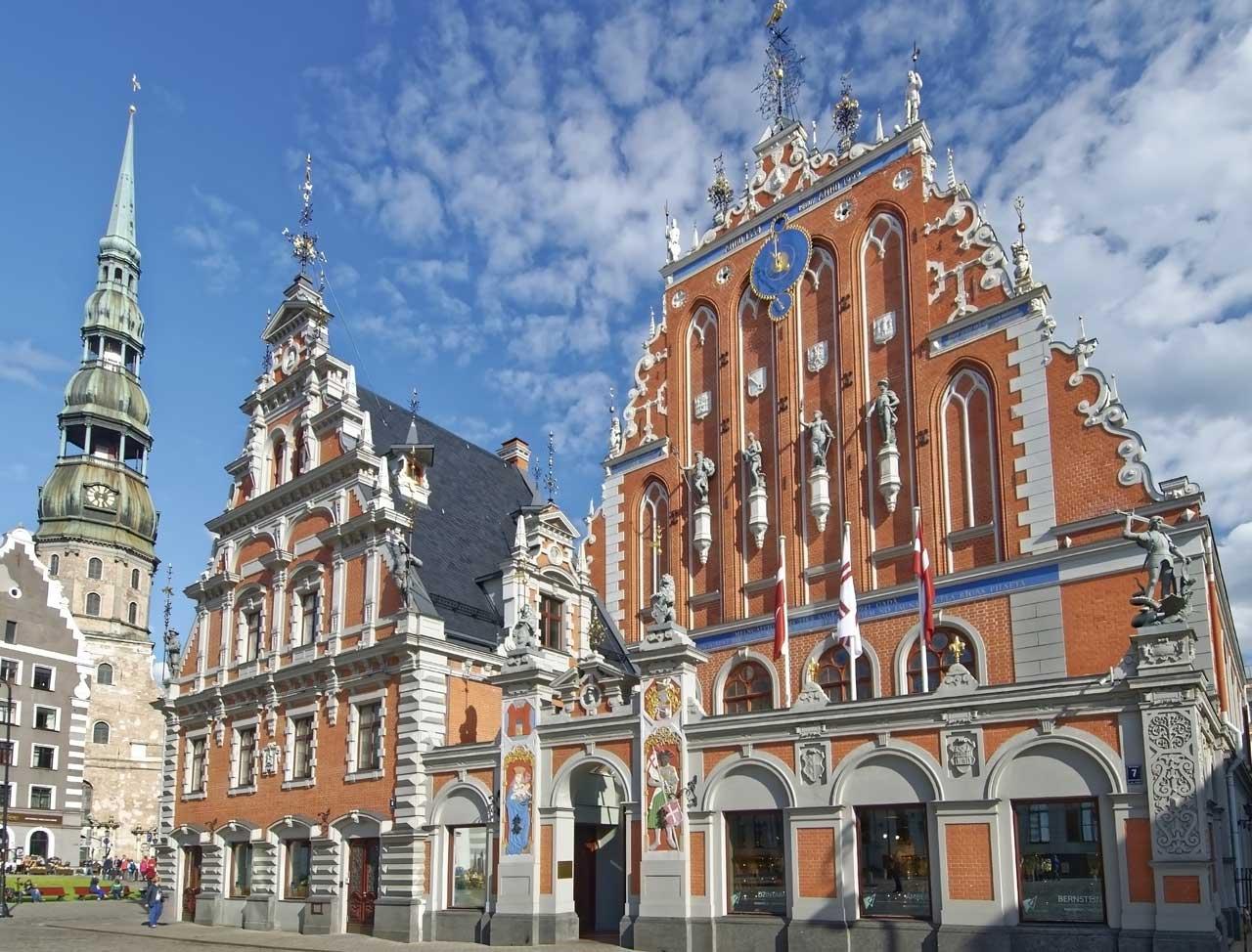 studera riga lettland