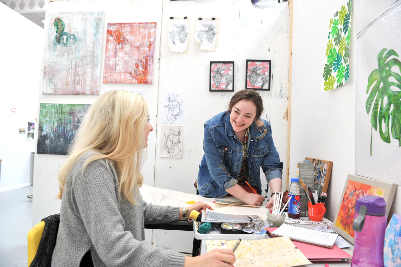 uca university for the creative arts