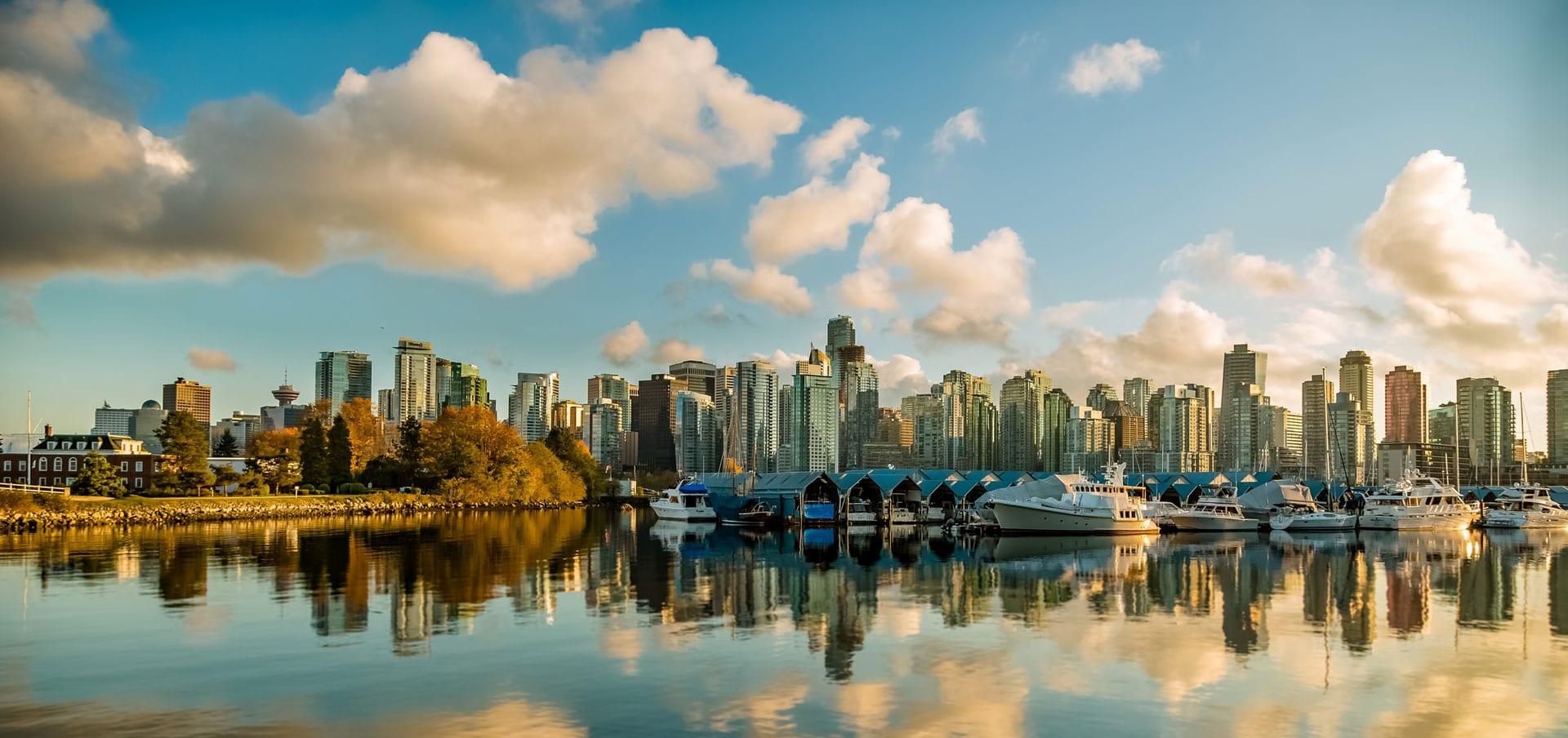studera i vancouver kanada